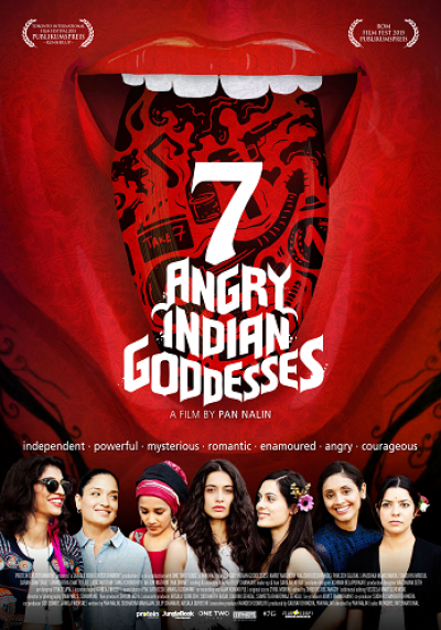7 Angry Indian Goddesses